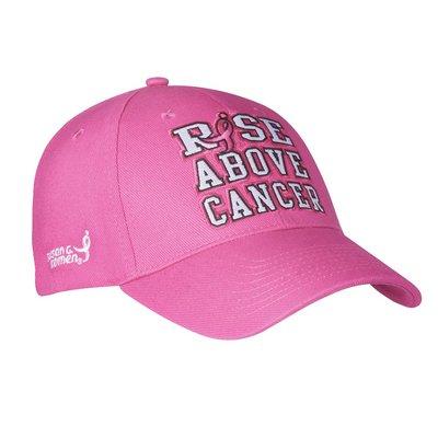 [美國瘋潮]正版 WWE John Cena Rise Above Cancer Hat 克服癌症粉紅色公益款棒球帽特價