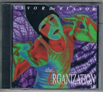 [鑫隆音樂]西洋CD-The Organization Savor the Flavor{3984140862} 全新