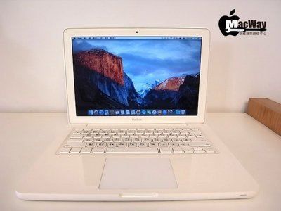 『售』麥威 MacBook 13吋 Late 2009 Intel C2D 2.26GHz, 320GB HD
