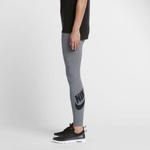 NIKE LEG-A-SEE 灰色 灰黑 內搭褲 緊身 運動 貼身 長褲 LOGO 806928-092 請先問庫存
