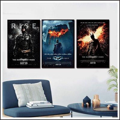 蝙蝠俠 Batman 開戰時 黎明昇起 黑暗騎士 海報 電影海報 藝術微噴 掛畫 @Movie PoP 賣場多款 ~