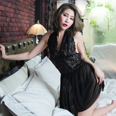 【BK-01】有特大尺碼☆獨家 貴妃蕾絲情趣睡衣☆Stunning Night蜜月假期