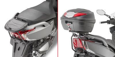 [ Moto Dream 重機部品 ] GIVI SR6111 貨架 KYMCO G-DINK 300 18