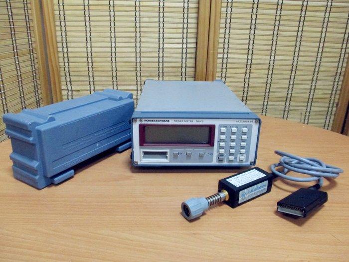 康榮二手儀器R&S NRVS+NRVZ54 40GHz Power Meter+18GHz Power Sensors