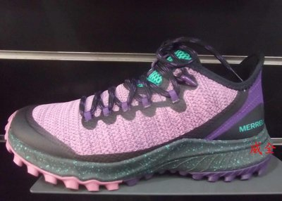 【威全全能運動館】MERRELL BRAVADA 健行 登山鞋 現貨 保證正品公司貨女款J033644