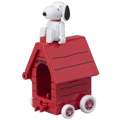 【現貨】日版 史努比 Snoopy Peanuts 狗屋 附人偶 多美小汽車 Tomica
