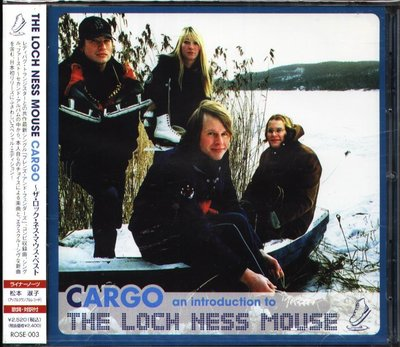 K - The Loch Ness Mouse - Cargo - 日版 - NEW