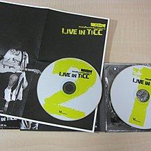 現場錄音專輯2CD/盧廣仲-這就是Rock*N ROLL的STYLE LIVE IN TICC/2009年添翼創越工作室