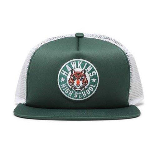 BEETLE NIKE STRANGER THINGS CAP 怪奇物語 卡車帽 網帽 白綠 CQ8461-323