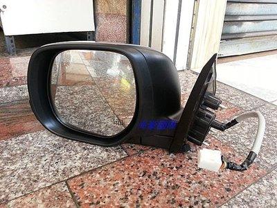 三菱 OUTLANDER 08-12 原廠全新品 電折+除霧+方向燈 後視鏡