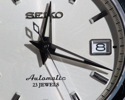 全新現貨不用等 SARB035 小GS  GRAND SEIKO 平民版 夜光 日期 日製 機械錶 另有SARB033