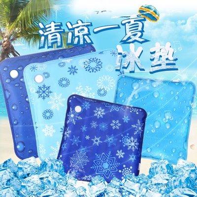 冰涼坐墊 注水式 涼坐墊 超涼感 多功能 冰涼枕墊 涼爽坐墊 冰涼墊 【CF-05A-55607】