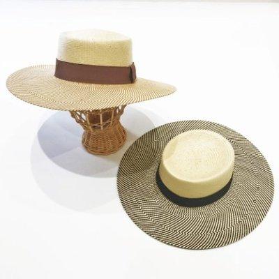 【預購】日本連線TODAYFUL夏2018新入荷Wide Brim Hat寬檐草木編織草帽防曬帽度假海邊CA4LA
