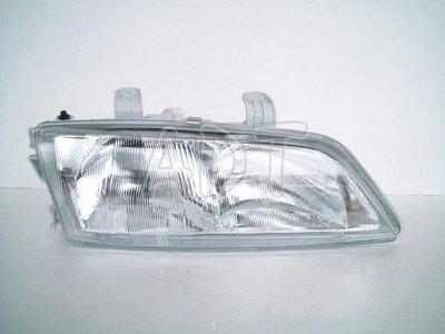 ~~ADT.車燈.車材~~日產 PRIMERA 霹靂馬 P11 97~99 原廠型玻璃大燈一邊2600 DEPO製造