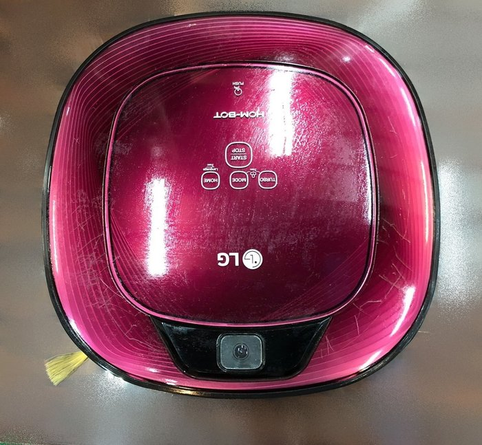 【宏品二手家具館】 台中二手家具 家電拍賣 VR64701LVM*掃地機器人* 二手家電拍賣 中古冷氣空調 電視 洗衣機
