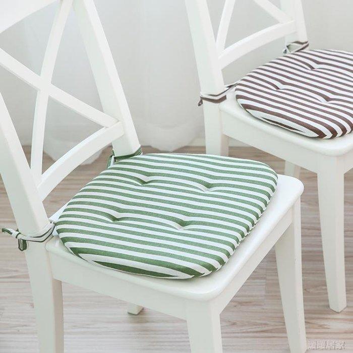 馬蹄梯形雙面海綿椅子坐墊學生NNJ-1301【暖暖居家】