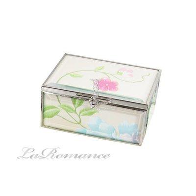 【芮洛蔓 La Romance】Mindy Brownes 春妍系列花朵壁紙珠寶盒 (小) / 收納盒 / 儲物盒 / 送禮