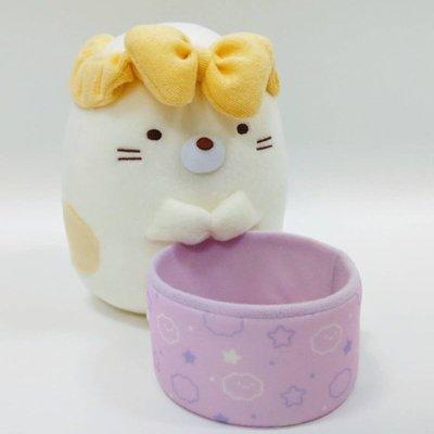【甜甜日貨】日本正版→SAN-X角落生物 角落動物 一番賞系列造型娃娃組 貓咪玩偶置物