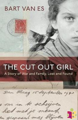 [文閲原版]被淘汰的女孩(二戰歐洲背景)英文原版 The Cut Out Girl Es Bart van 英文小說 歷史