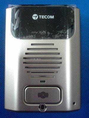 TECOM 東訊總機dx616a/sd616a 新版數位專用門口機 DU-2213DP(佔一數位內線埠)