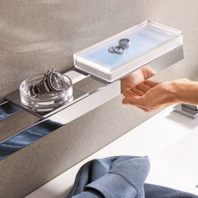 EMCO 1821.000.04 LIAISON 平台式給皂器 (須搭配框型掛架)
