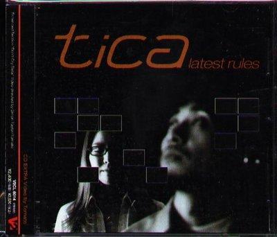 八八 - Tica - Latest Rules - 日版+VIDEO