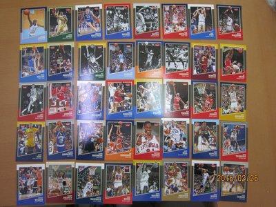 網拍讀賣~13/14~FLEER~Michael Jordan/ LBJ/ 傳奇球星~大咖球星~共40張~1000元~