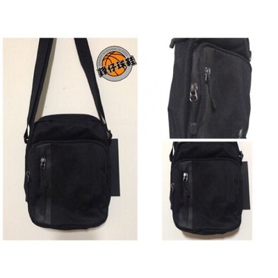 【 鋒仔球鞋 】NIKE CORE SMALL ITEMS 3.0 BAG 黑色 小側包 BA5268-010
