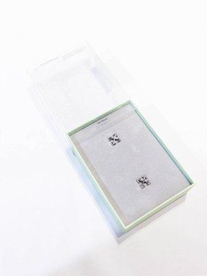Off - White Logo earring. 耳環
