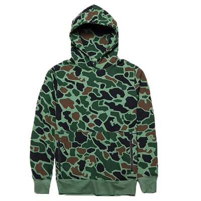 [WESTYLE] The Hundreds Pound Pullover Hoody 迷彩 帽T 厚版