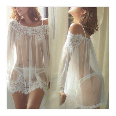 性感破錶新娘透明薄紗-318-23浪漫民俗風 波希米亞 情趣性感睡衣內衣用品 角色扮演