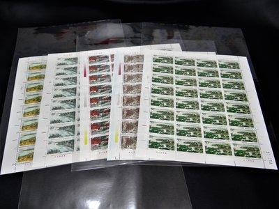 【有一套郵便局】中國郵票-1995-12太湖 5全 32套版張郵票  上品 (2)