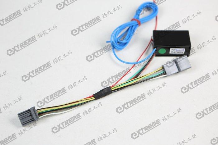 [極致工坊]JOG FS115 指針 改 FS LED冷光碼錶 液晶儀表 直上轉接線組 電路 波形轉換器