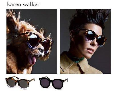 Karen Walker►Super Duper Thistle  太陽眼鏡 墨鏡|100%全新正品|特價!