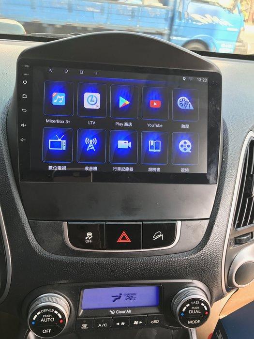 【嘉義.新動力汽車音響】現代ix35專用Android機