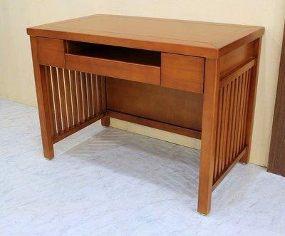 【歐風別館】貝魯特3.5尺實木書桌【基隆至台中免運費】【全館滿萬享24期0利率】