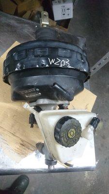 W203 煞車輔助器/剎車輔助器/AIR桶/總幫