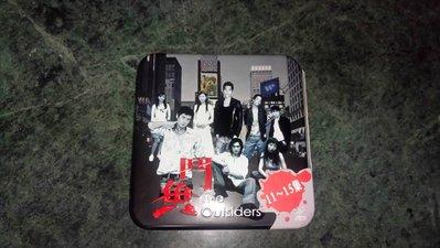台灣電視劇《鬥魚》VCD 11-15集 鐵盒裝 全新正版 安以軒、郭品超、藍正龍