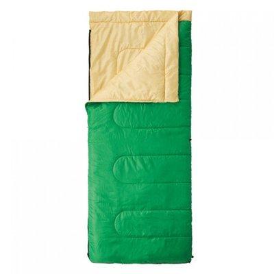 【山野賣客】Coleman cm-27261 表演者II萊姆綠/C10 信封睡袋 化纖睡袋 纖維睡袋 可併接