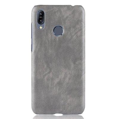 ASUS華碩ZenFone Max Pro M2手機殼個性皮革ZB631KL防摔半包外套Asus手機保護殼手機套現貨全新