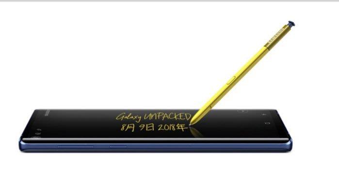 【保固一年台灣三星最安心】三星 Note9 S-Pen【原廠觸控筆、原廠手寫筆】S-Pen Note 9 原廠盒裝公司貨