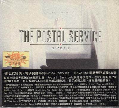 【嘟嘟音樂2】郵政服務樂團 The Postal Service - 放棄 Give Up   (全新未拆封)