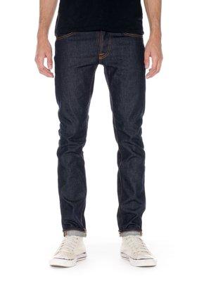 (預購商品) NUDIE TILTED TOR DRY PURE NAVY 深藍 原色 合身 窄管 義製 丹寧 牛仔褲