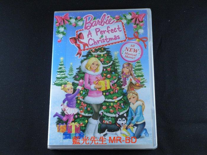 [DVD] - 芭比的完美聖誕 Barbie A Perfect Christmas ( 傳訊正版 )