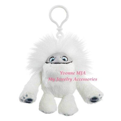 *Yvonne MJA*美國預購區限定正品 夢工廠電影版壞壞萌雪怪 ABOMINABLE 娃娃吊飾