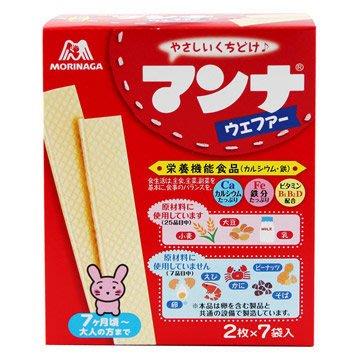 【大欣食品】森永嬰兒威化餅 日本進口 ...