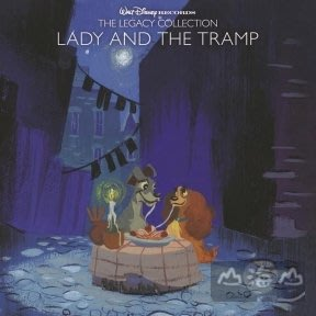 小姐與流氓雙碟精選 The Legacy Collection: Lady And The Tramp -8732541