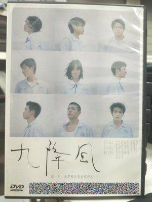 挖寶二手片-L08-015-正版DVD-華語【九降風】-鳳小岳 張捷 紀培慧 王柏傑(直購價)