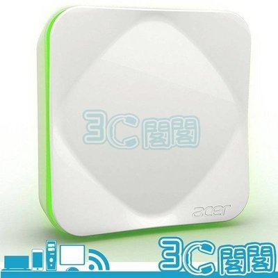 [含稅公司貨] 宏碁 Acer Air Monitor 智慧空氣品質偵測器 6合1 智能偵測器