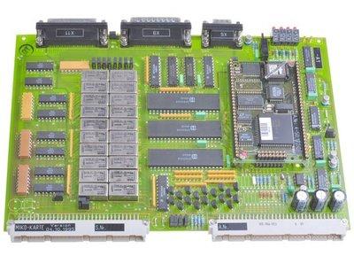 【KC.PLC_FA 】ROFIN SINAR LASER A.Nr.4540560 機板 MIKO-KARTE